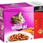 Hvis din kat brokker sig er det måske fordi den ikke får ordentlligt foder (foto petworld.dk)