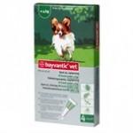 Bayvantic gør din hund fri for lopper (foto petworld.dk)